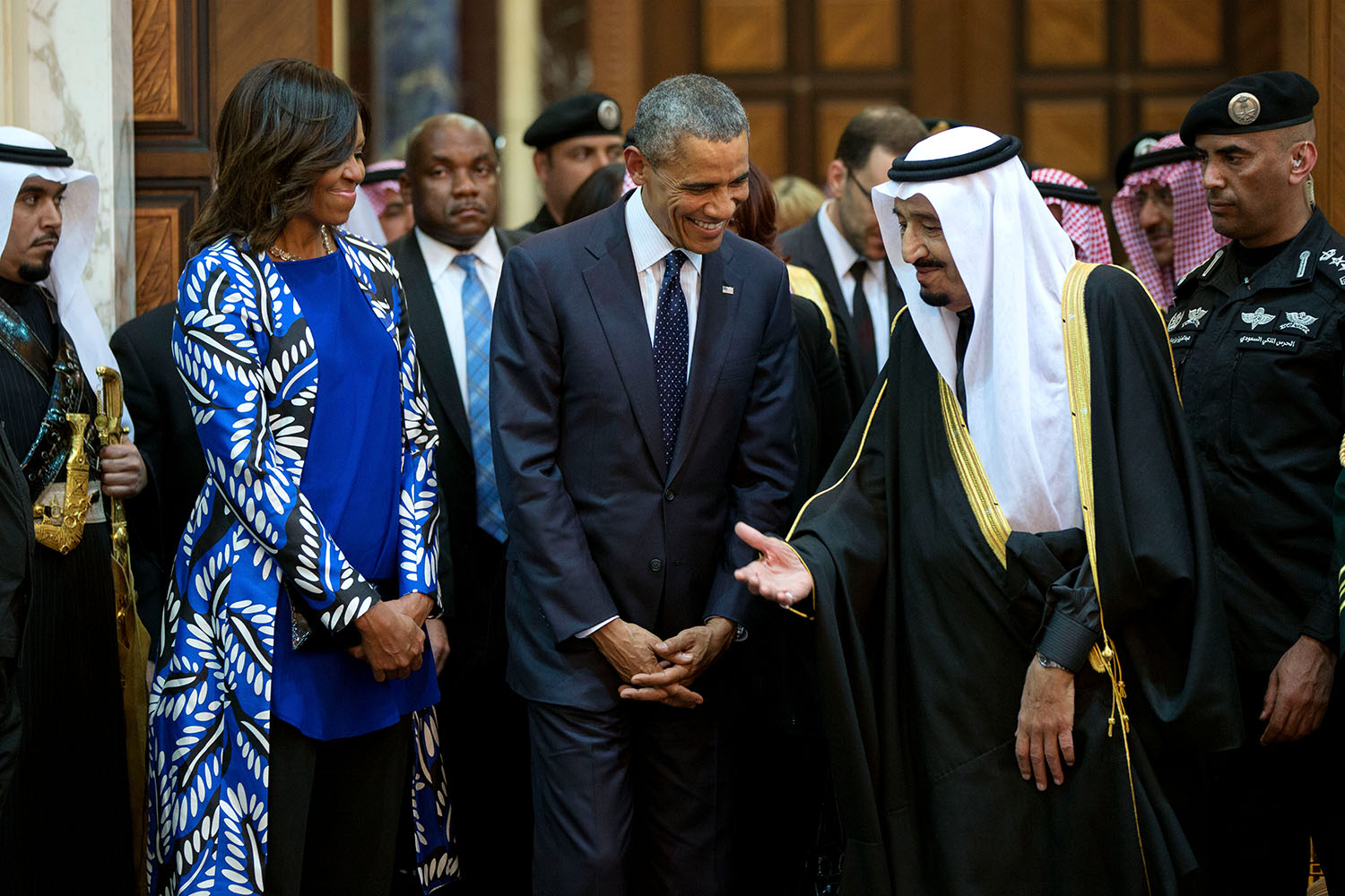 Are U.S.-Saudi Relations Finally Souring?
