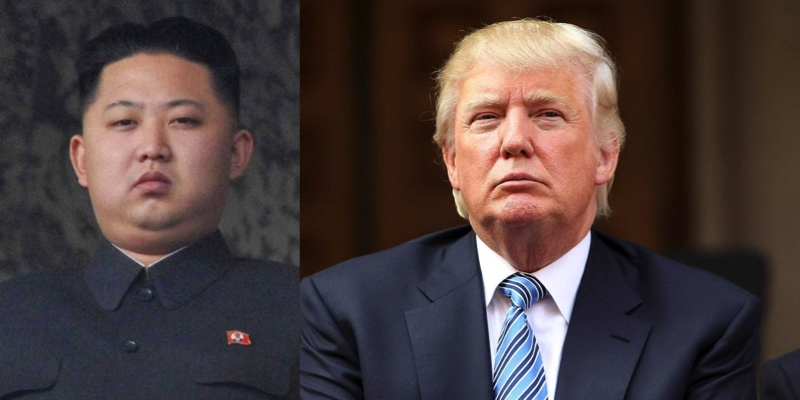 Donald Trump and Kim Jong Un: Soul Brothers?
