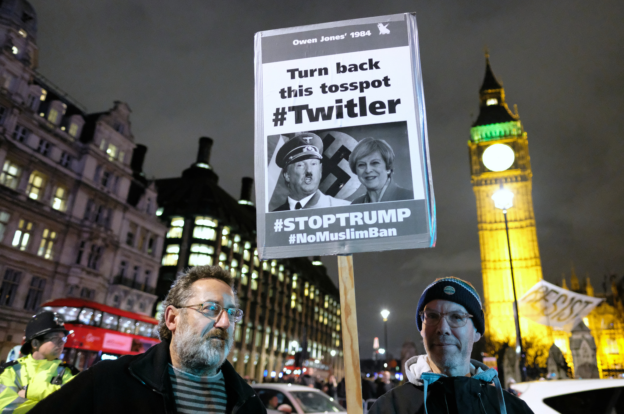 A Global Counter-Trump Movement Is Taking Shape