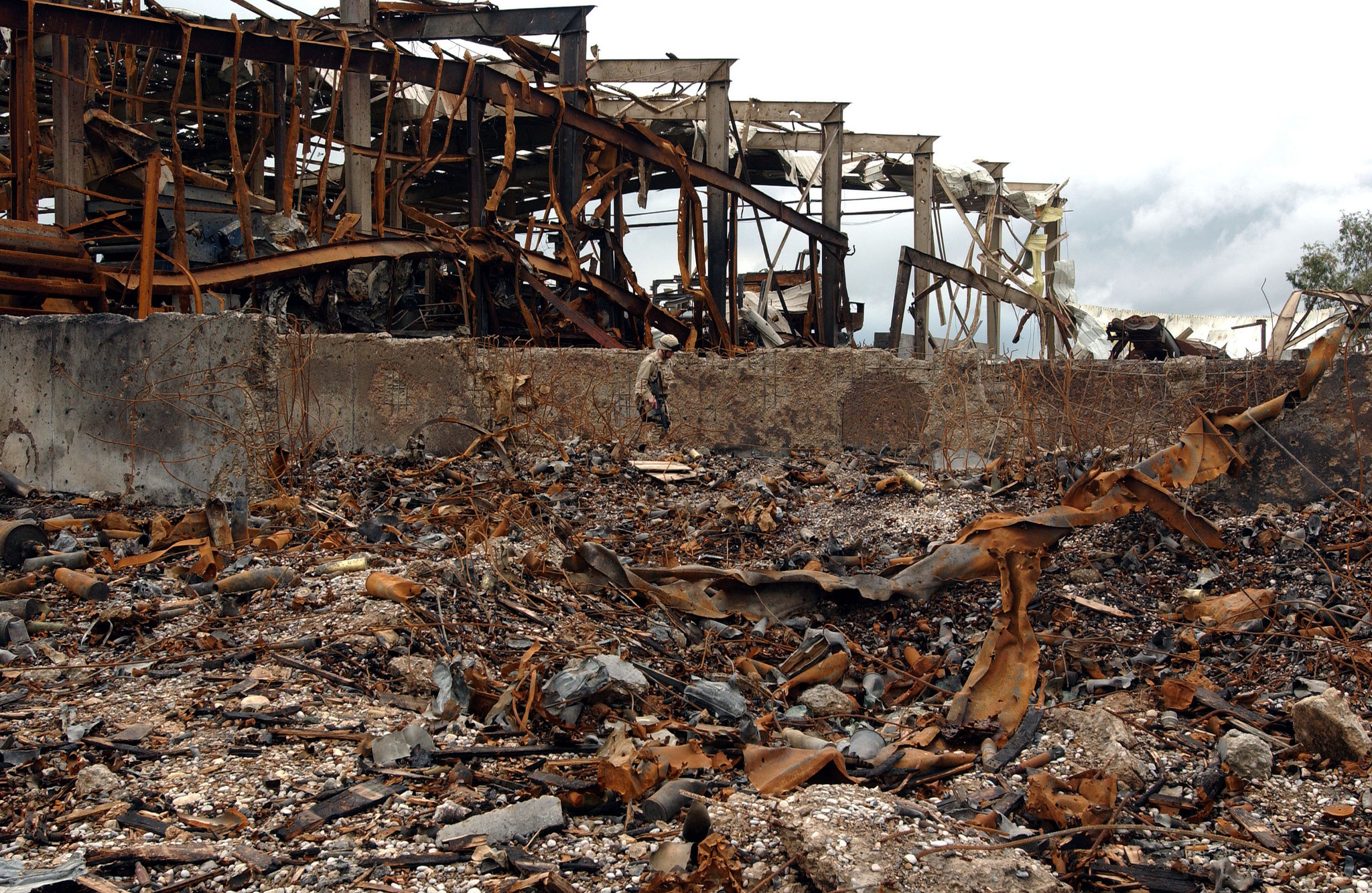 Is This What 'Liberation' Looks Like? U.S. Airstrikes Have Devastated Mosul.