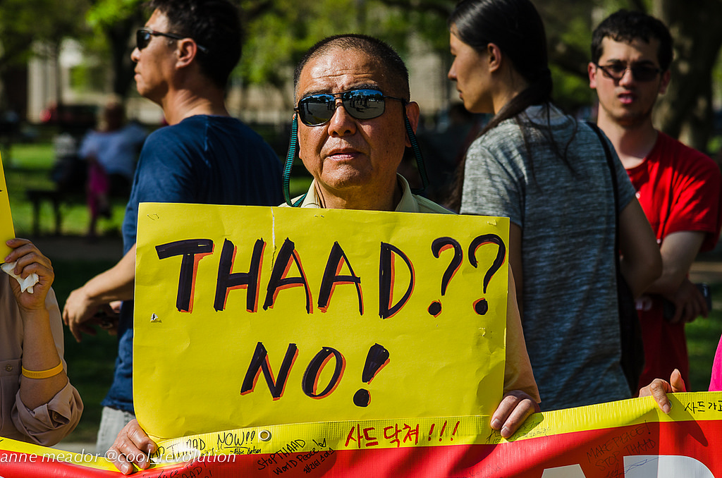 Trump and the Rush to Deploy THAAD