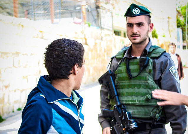 Palestinian Children's Lives Are Shaped By 50 Years of Military Occupation