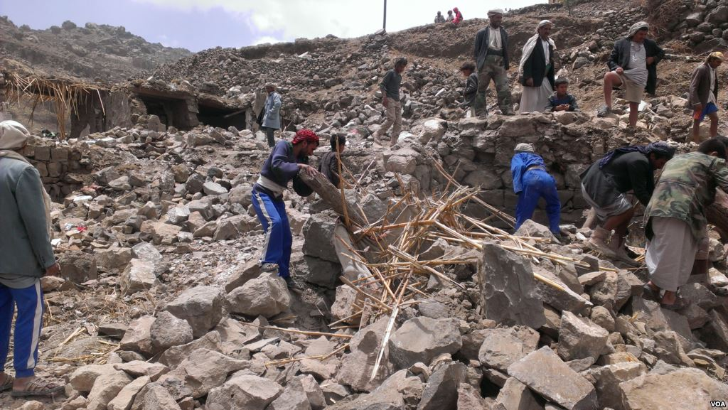 America's Yemen Policy is Creating More Terrorists