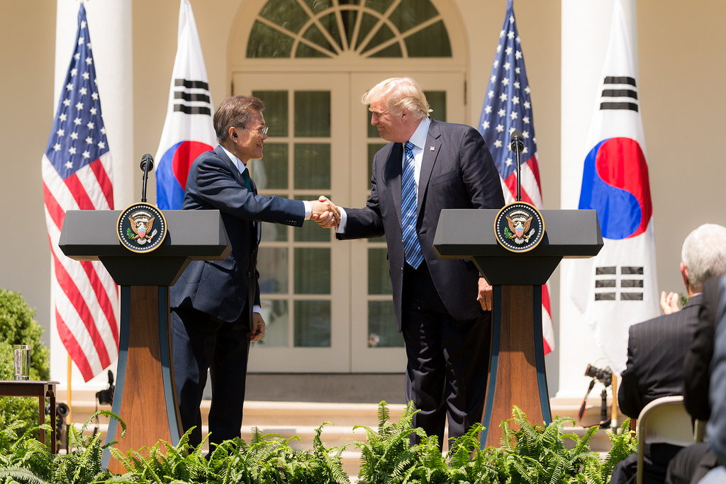 The Case for 'America First' on the Korean Peninsula