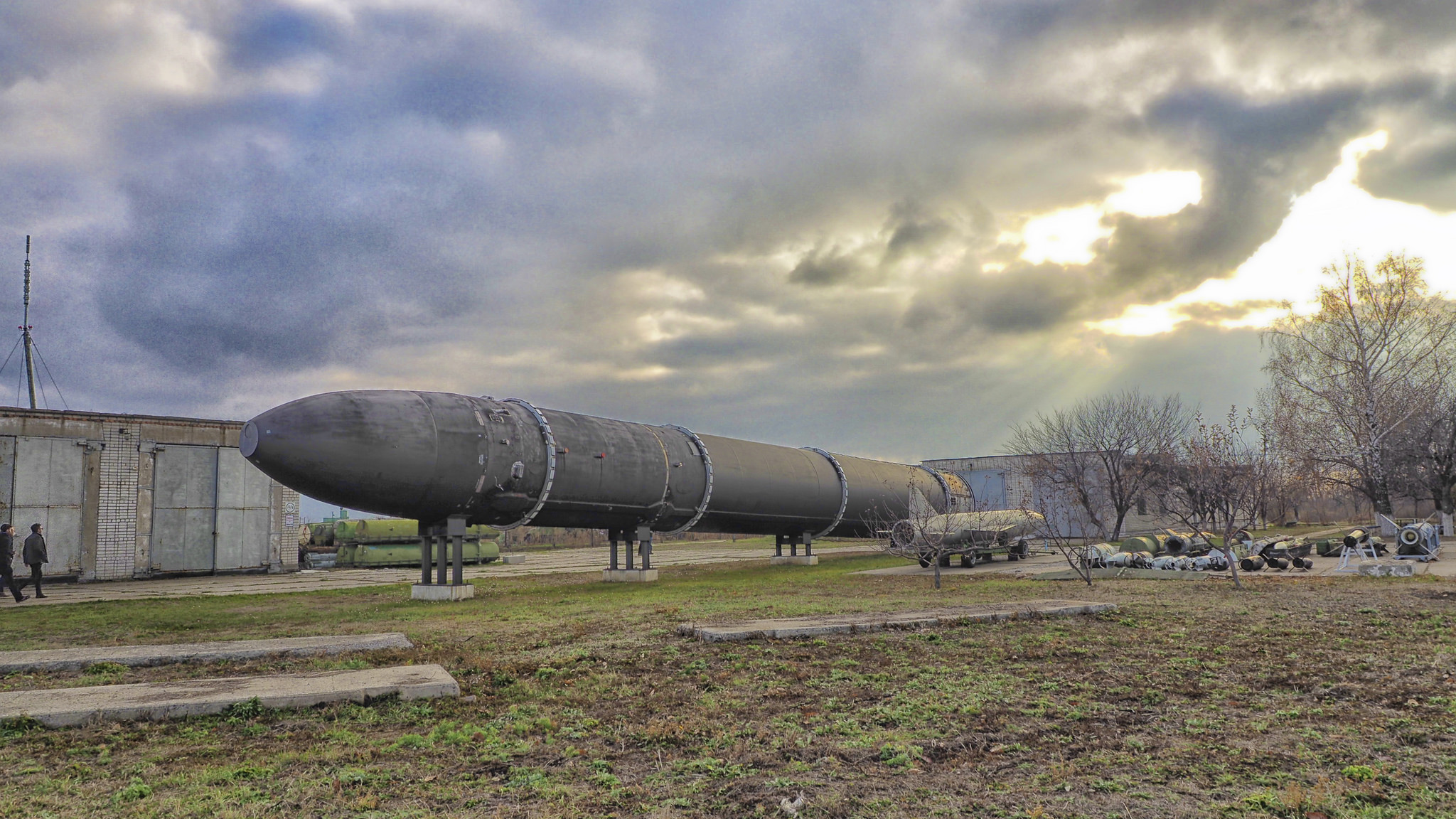 Unwrapping Armageddon:  The Erosion of Nuclear Arms Control