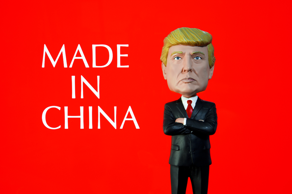 Actually, Trump Loves Chinese Goods — So Long as they Make Him Richer