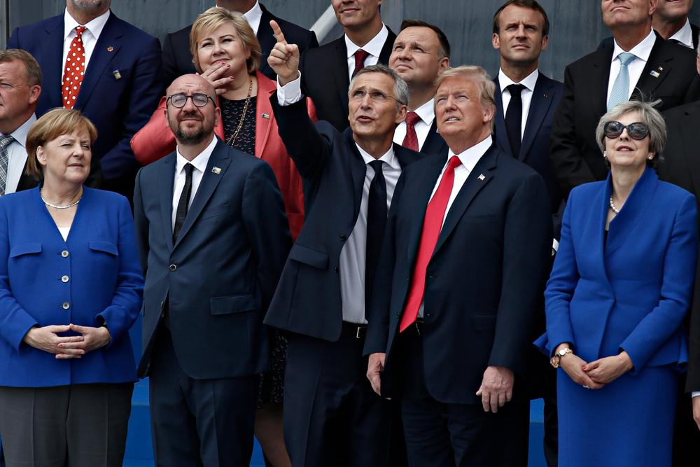 Europe Should Bolt NATO