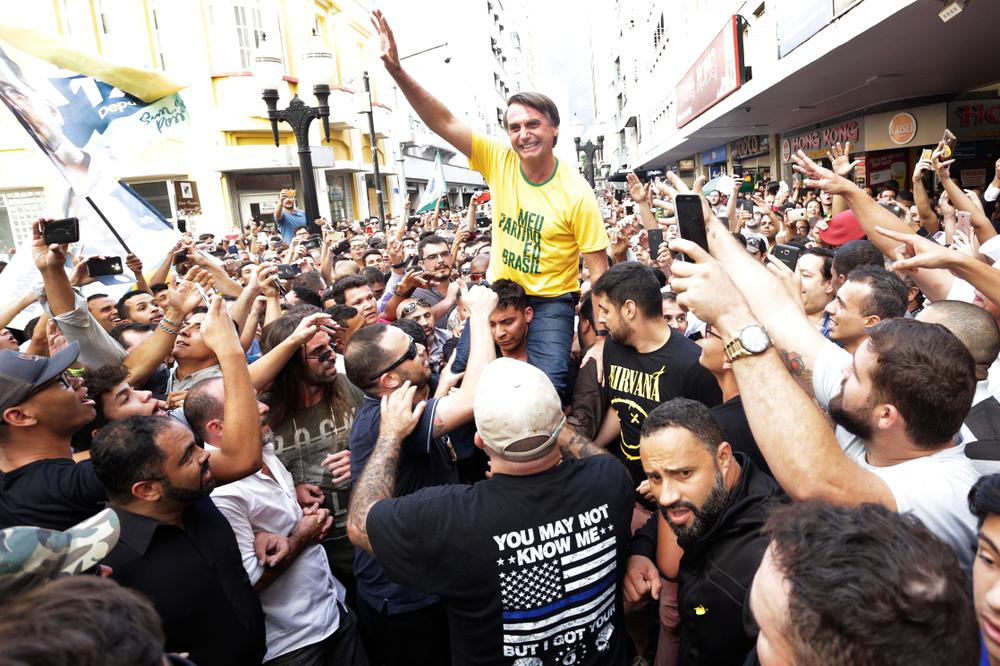 Bolsonaro Is a Threat to Brazil's Democracy