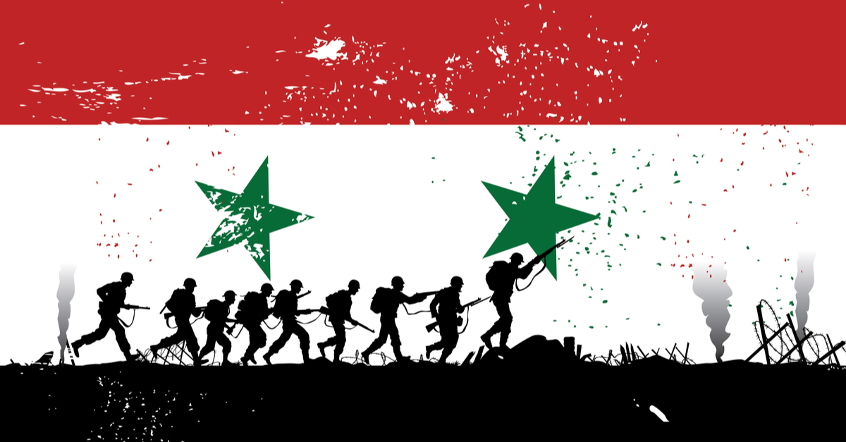 Syria's Long War Will Be Decided in These Three Theaters