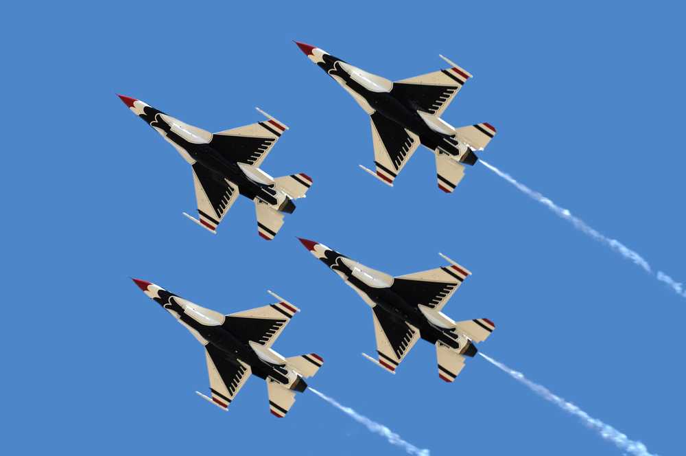 The U.S. Air Force is Preparing for a Great Power War Against Russia and China
