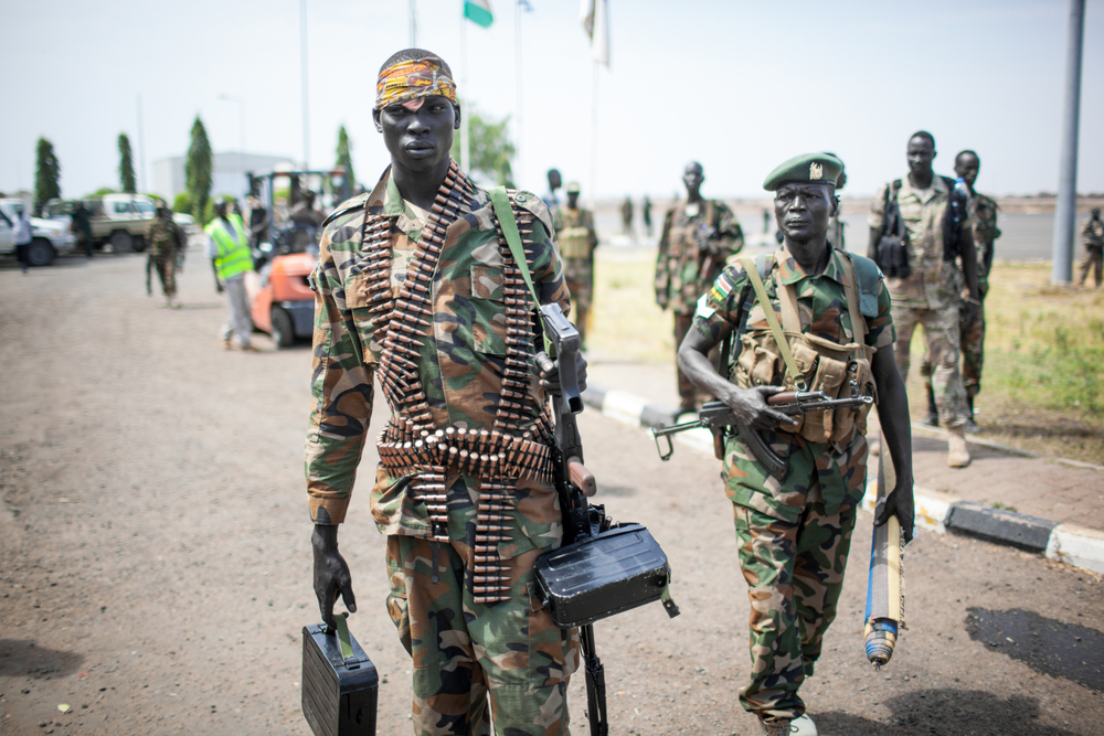 With Nearly 400,000 Dead in South Sudan, Will the U.S. Change Policy?