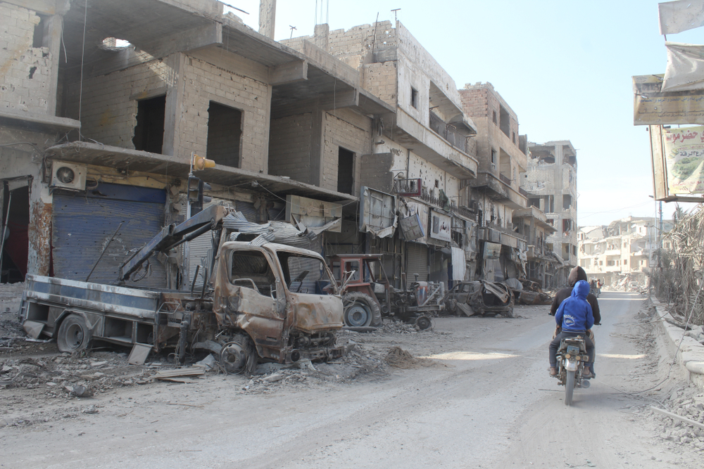 A Post-War Syria?