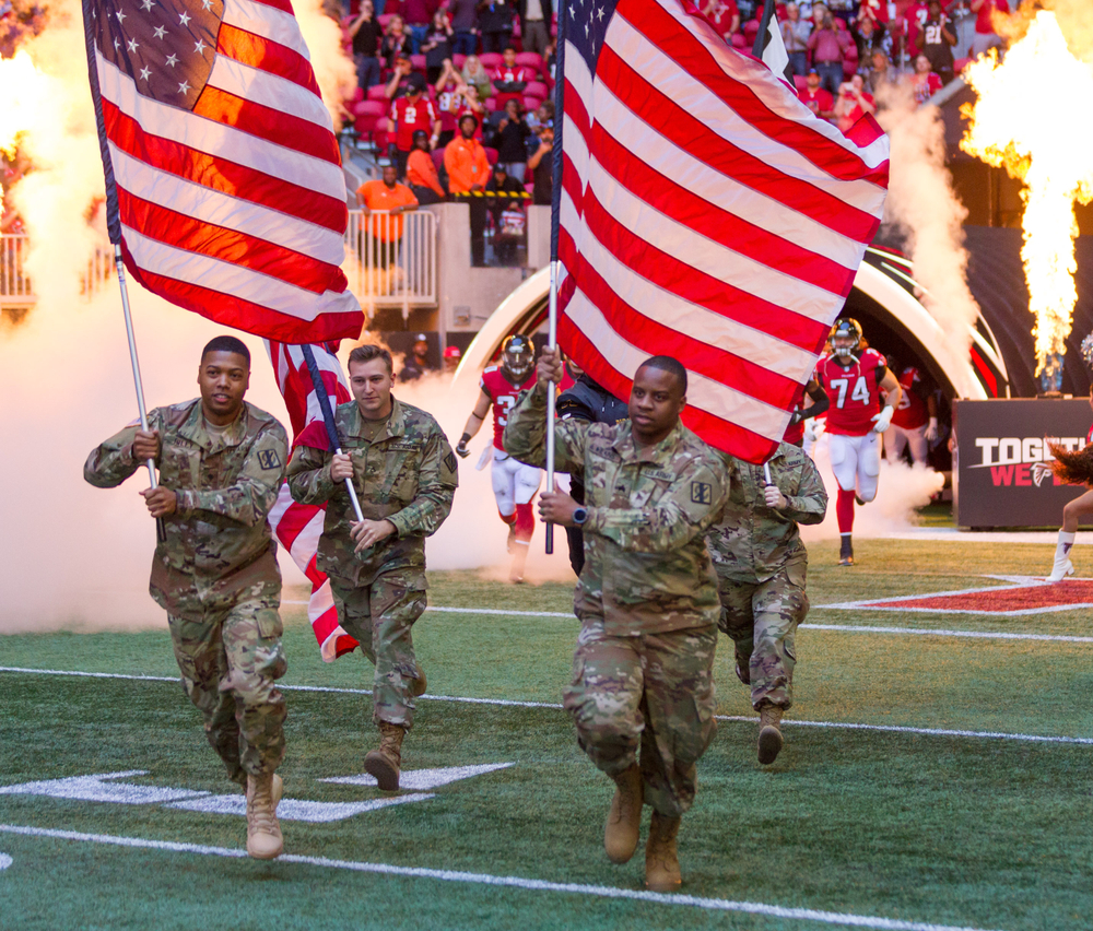 Does the Super Bowl Feel Too Political? Thank Militarism