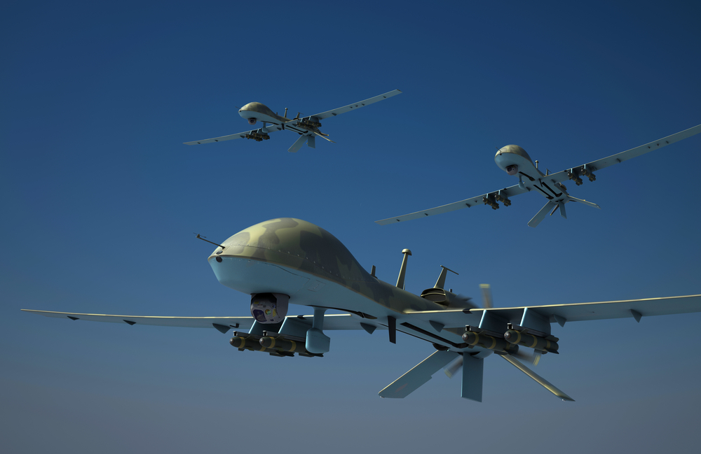 China is Flooding the Middle East With Cheap Drones