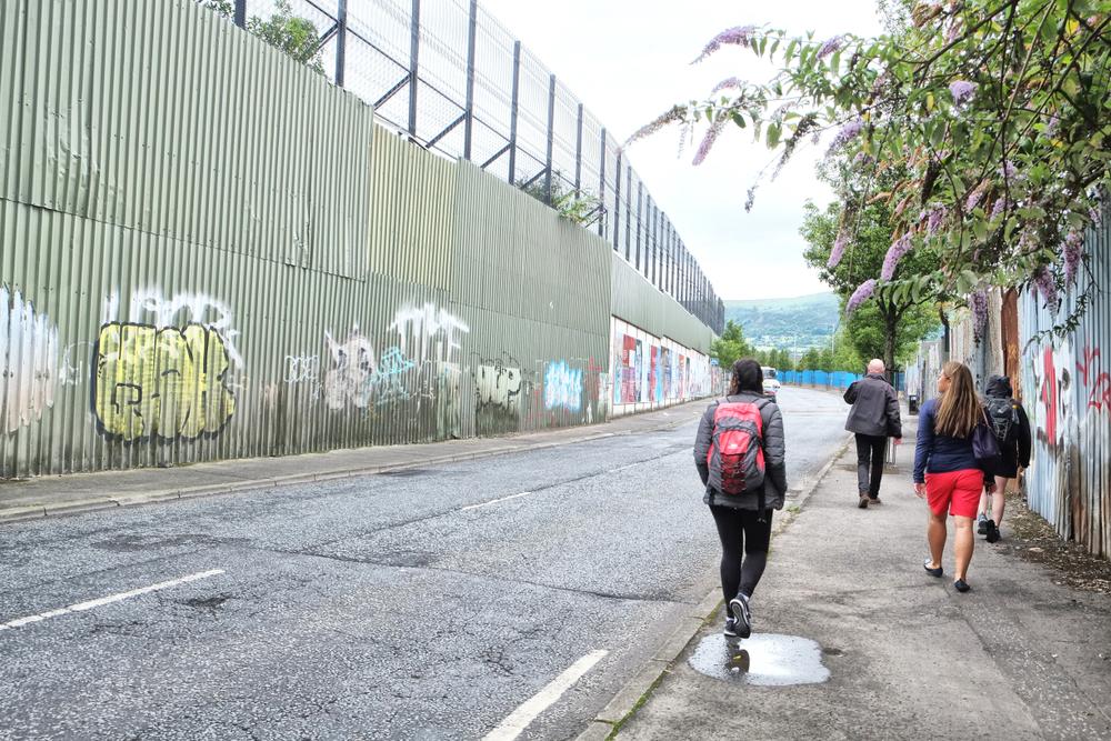 Brexit Threatens to Widen Northern Ireland's Divides