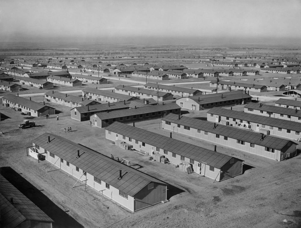 American Concentration Camps, Then and Now
