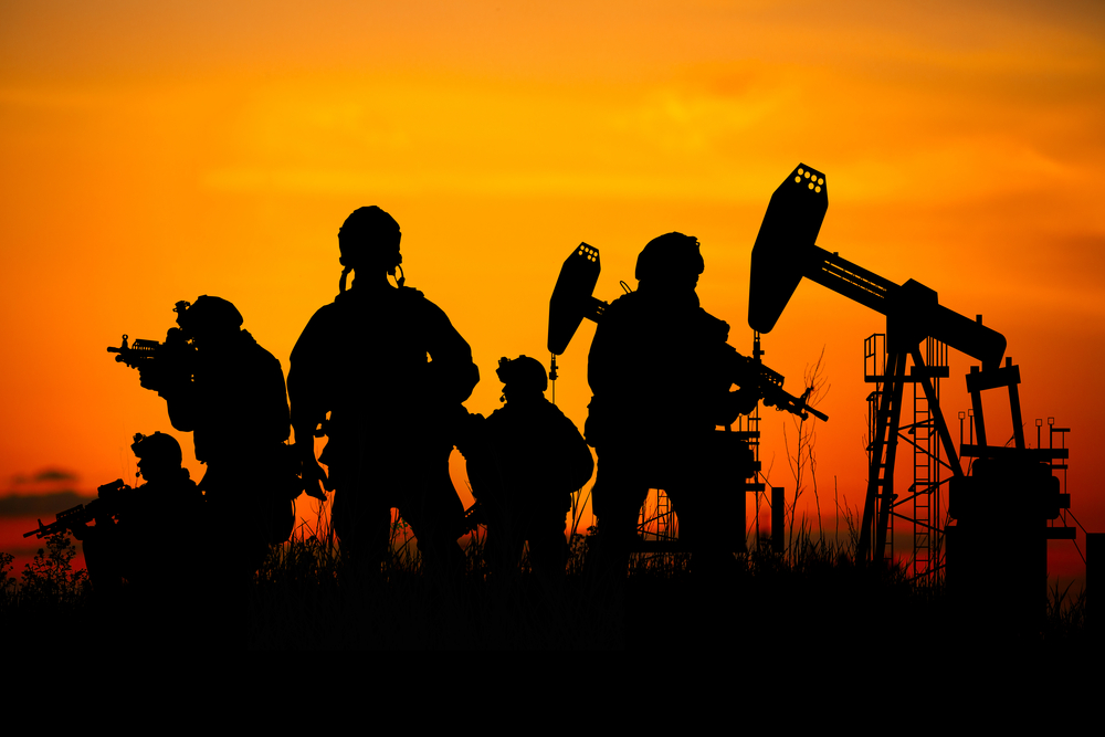 10 Ways that the Climate Crisis and Militarism are Intertwined