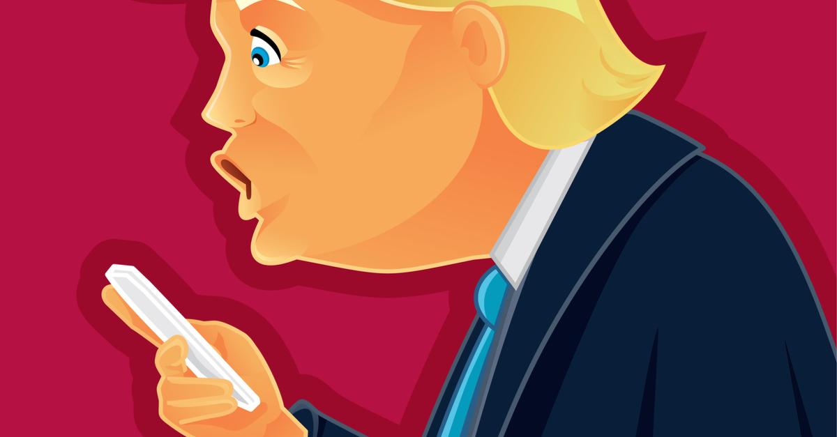 For Trump, Regime Change Begins at Home