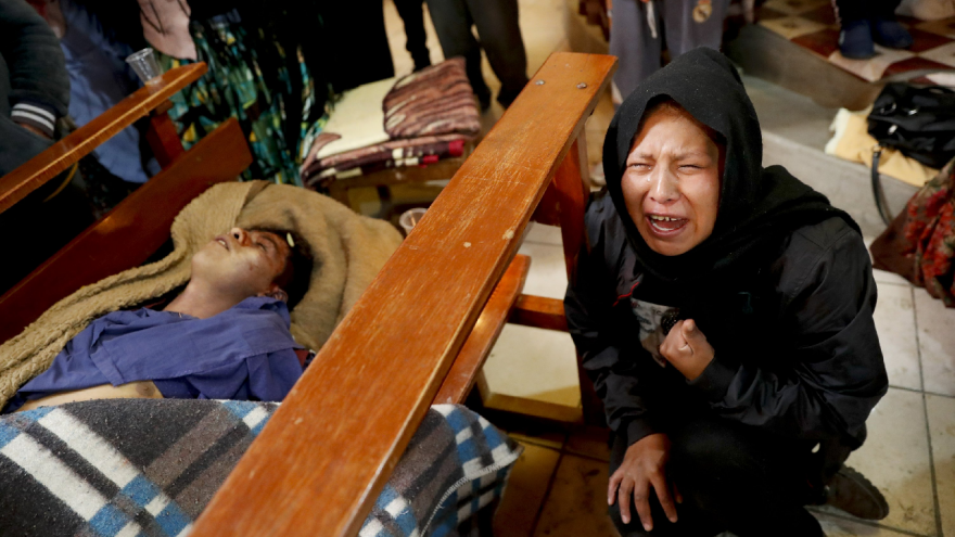 """""""They Are Killing Us Like Dogs"""": Dispatches from the Ground in Bolivia"""