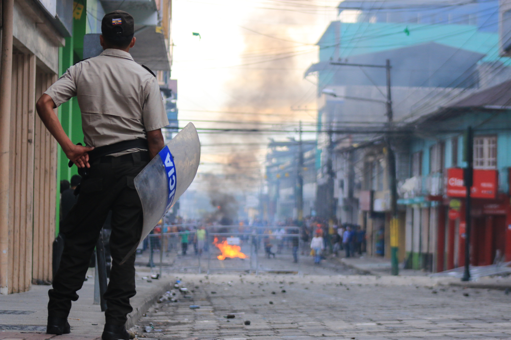 Throughout South America, Structural Violence Is Showing Up as Street Violence