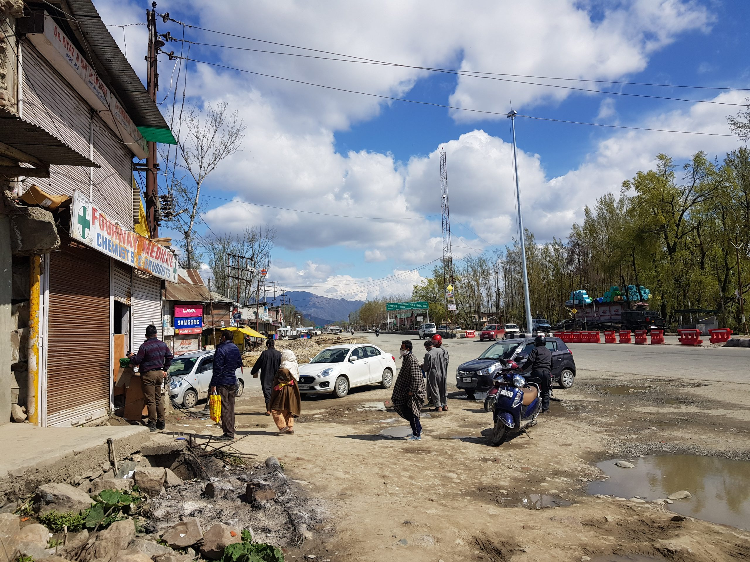 Fighting Covid-19 — And Repression — in Kashmir