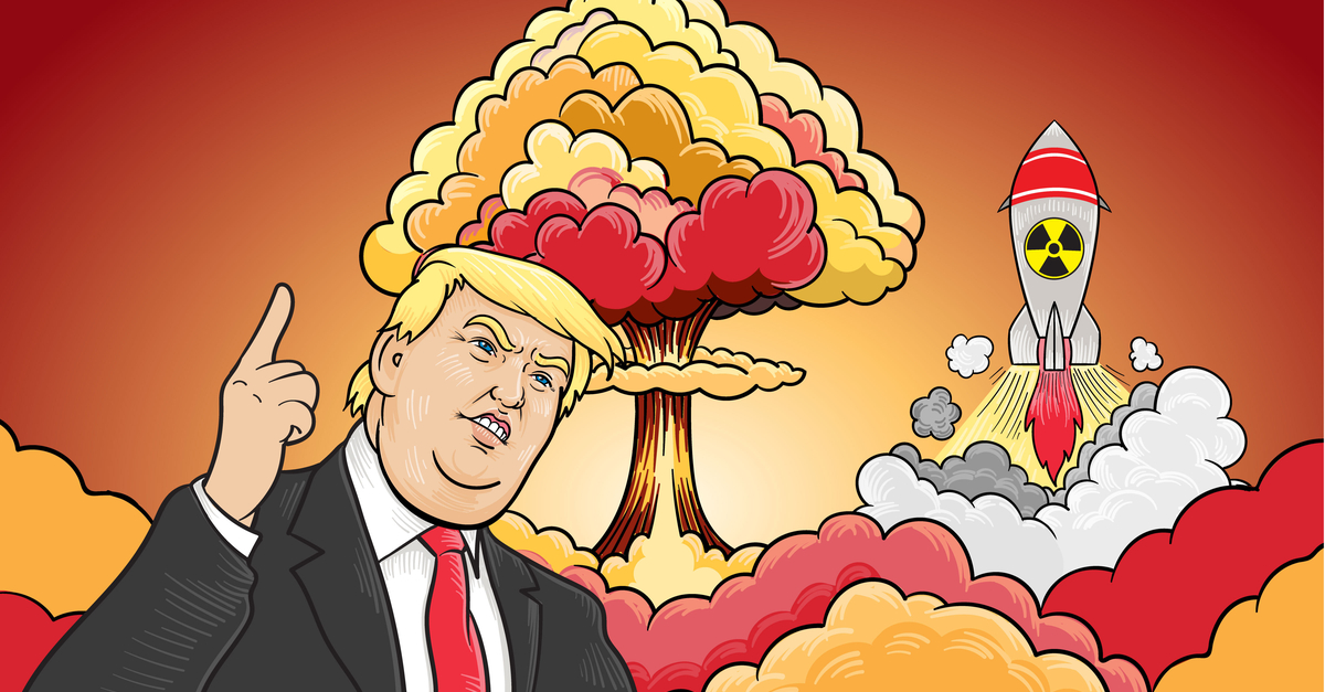 Tipping The Nuclear Dominoes