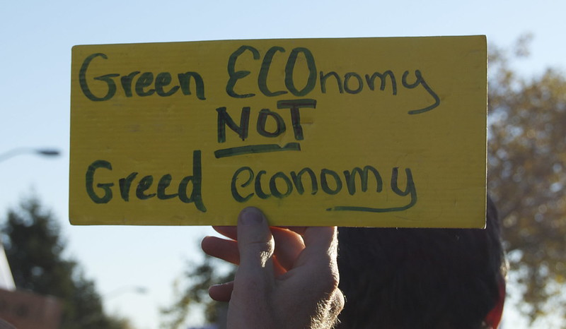 A New Eco-Economic Paradigm