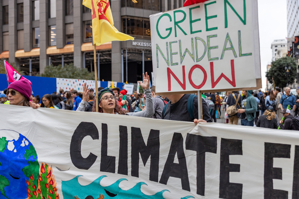 The World is in Crisis. We Need a Global Green New Deal.
