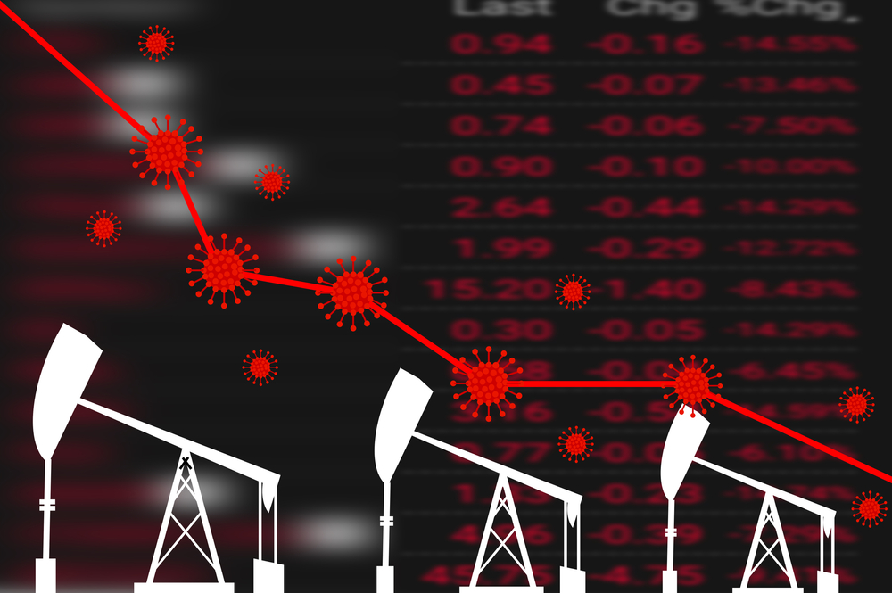 The Pandemic and Oil