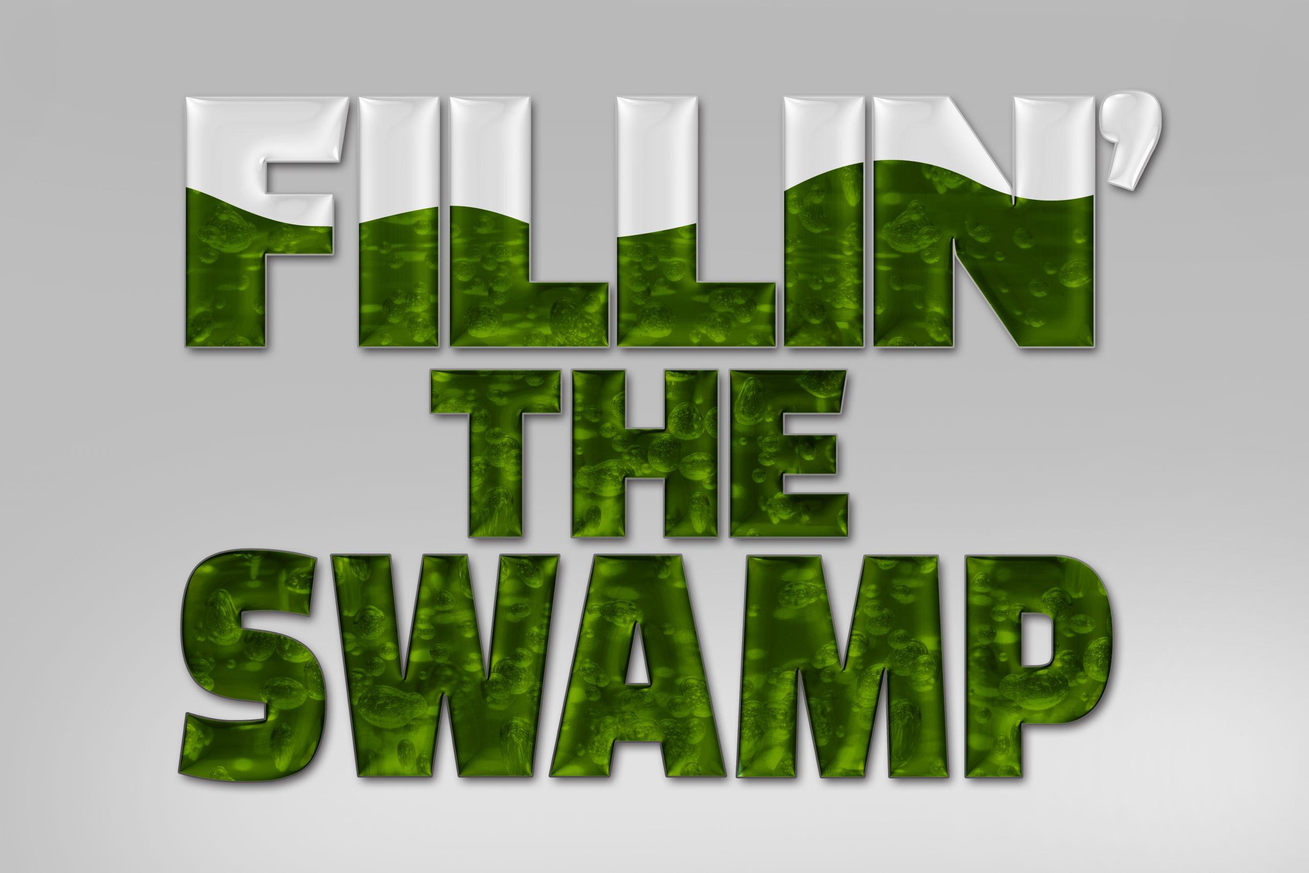 Donald Trump Makes the Swamp Bigger