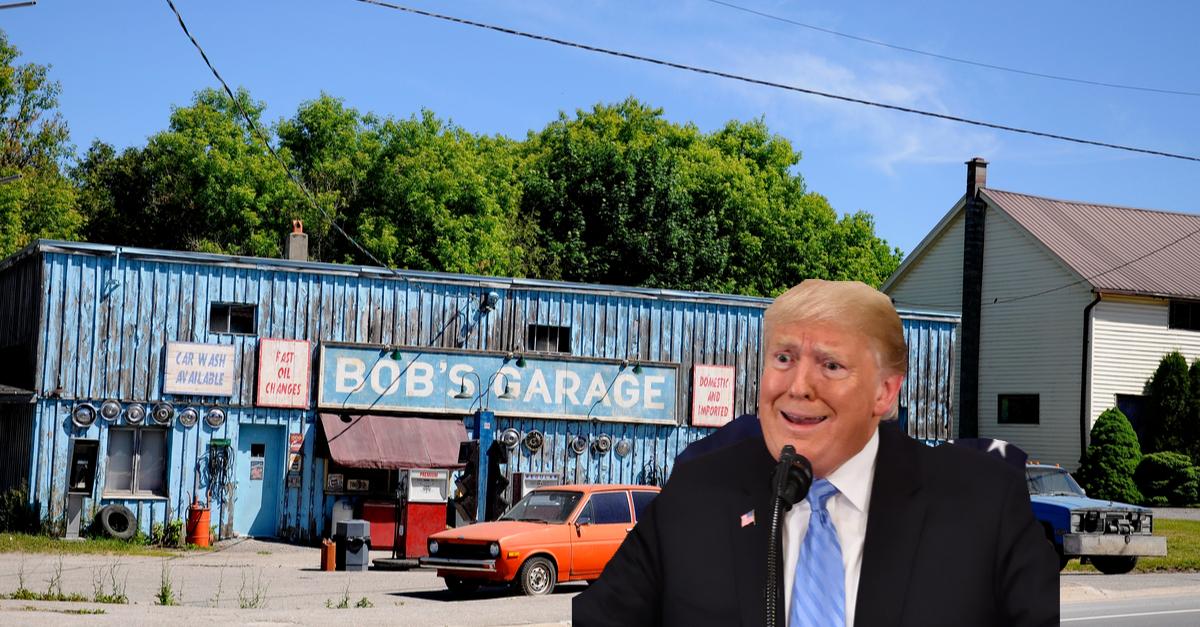 Trump 2021: Szitsky Krik