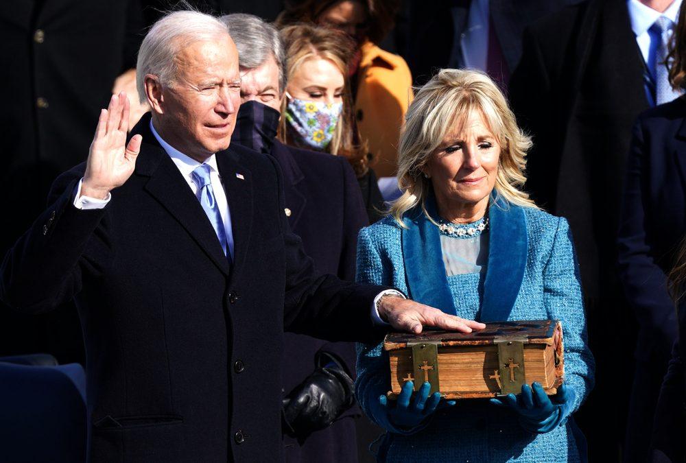 Ten Steps Biden Can Take Toward Peace