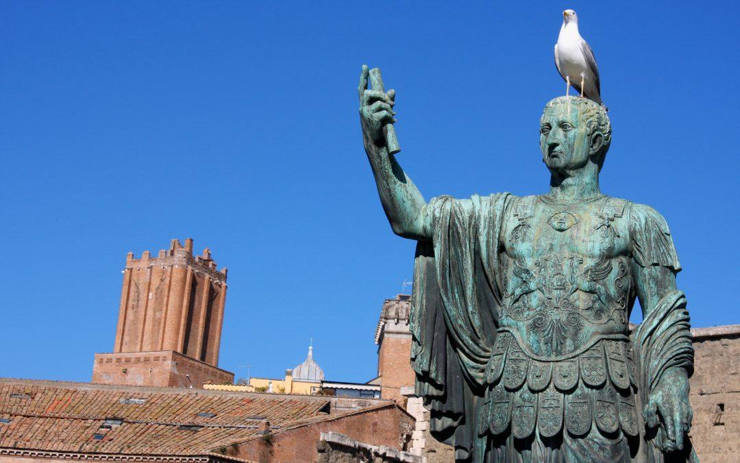 The Claudius Presidency