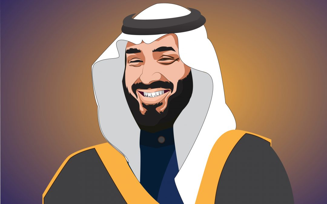 The Talented Mr. Bin Salman