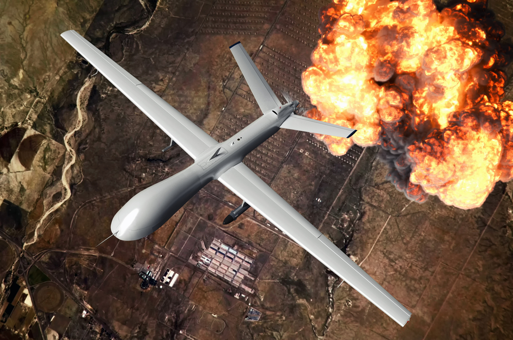 Day of the Drone: We Need an International Convention on Drones