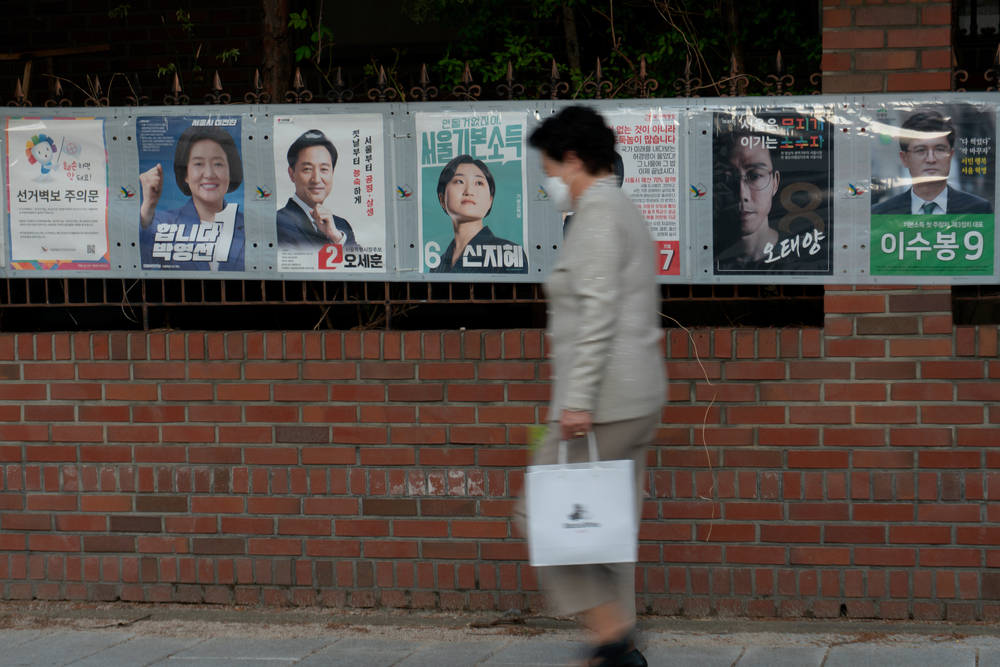 After Election, Seoul Braces for Environmental Inaction