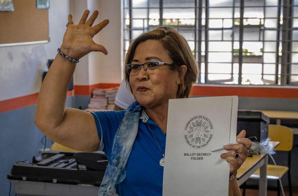 Philippine Senator Leila de Lima May Be the Only Hero of the Duterte Era