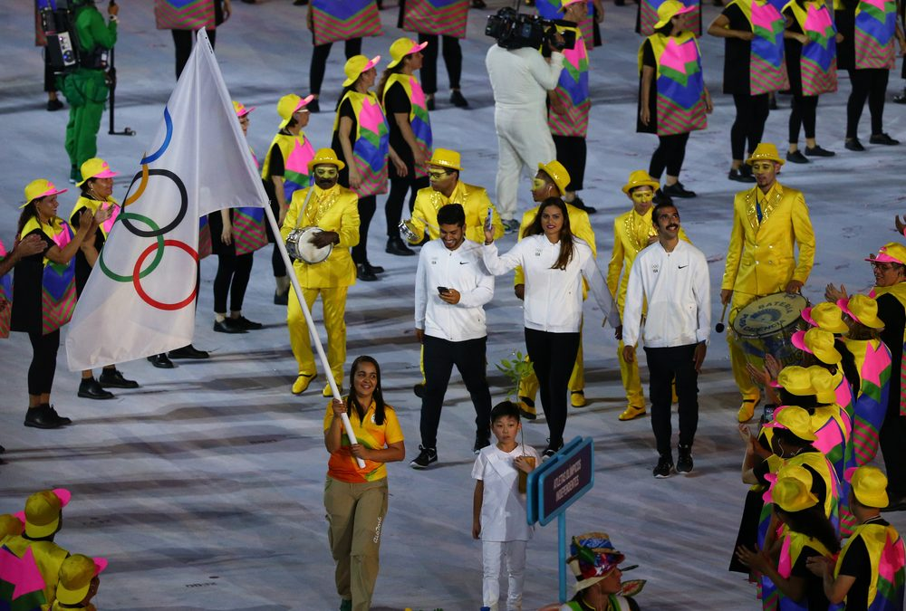 The Triumph and Tragedy of the Olympic Refugee Team