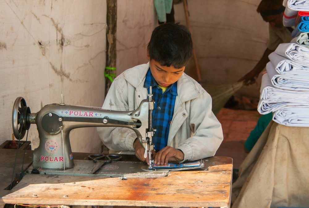 Child Labor is Growing: Which Side Are Democracies On?
