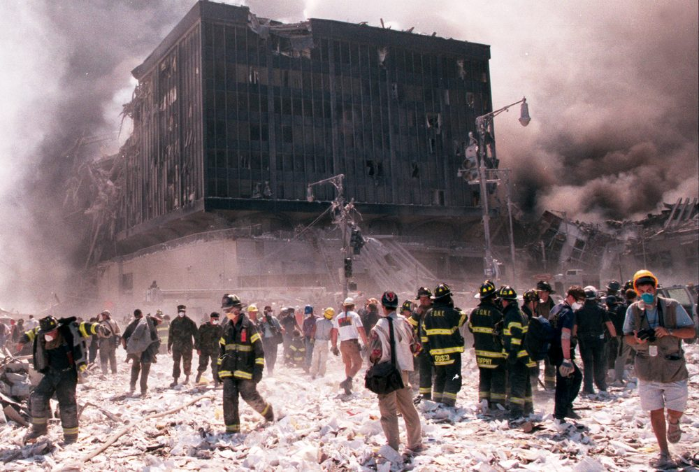 Did 9/11 Change Everything?